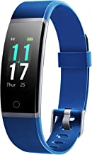 Letsfit Fitness Tracker HR, Activity Tracker with Step Counter, IP68 Waterproof Pedometer with Calorie Counter, Sleep Monitor, Smart Fitness Band for Men Women Kids