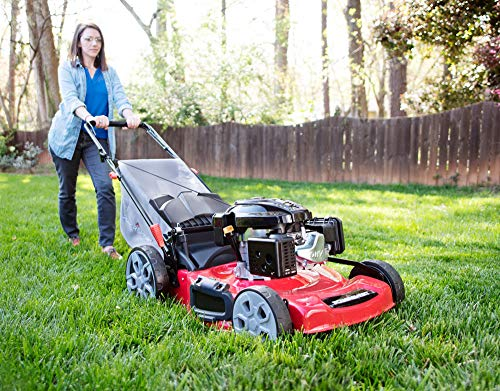 6. PowerSmart DB2322S Gas Self Propelled Lawn Mower