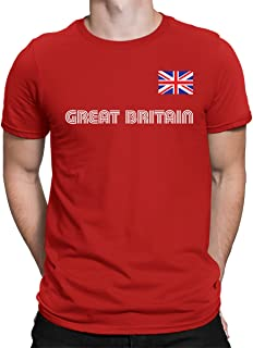 Great Britain Soccer Jersey Men's T-Shirt