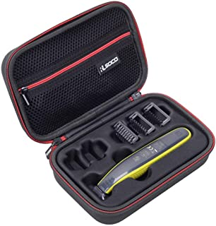 RLSOCO Carrying Case Compatible With Philips Norelco Oneblade QP2520/70 QP2520/90 QP2520/72 QP2630/70 Electric Trimmer Shaver