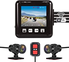 Vsysto Dash cam, Sport Accident Proof Camera DVR, Full Body Waterproof, with..