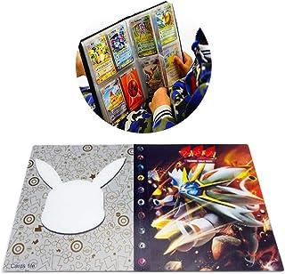 Pokemon Collection Handbook Trading Card Album GX EX TCG Game Card Professional Collection 240 Card Slot-(Solgaleo)