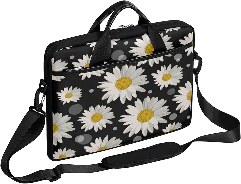 Daisy Laptop Case Floral Shoulder Denver Mall Ranking TOP9 Porta Bag Flower