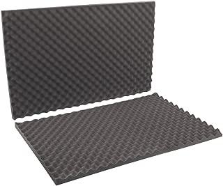 BOX USA FCSC24362 Convoluted Foam Sets, 24