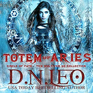 Totem of Aries: The Multiverse Collection audiobook cover art