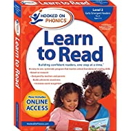 Hooked on Phonics Learn to Read - Level 2: Early Emergent Readers (Pre-K   Ages 3-4) (2)