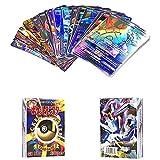 Juego de 100 tarjetas de Pokémon que incluye 20 tarjetas Mega de Pokémon y 80 tarjetas EX de Pokémon...