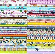 Quilting Fabric, Misscrafts 50pcs 12
