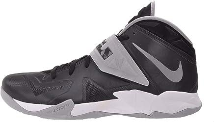 Nike Zoom Soldat VII TB s Basketball-Schuhe 599263-401 B00F0TNI46 | Ausgezeichnet