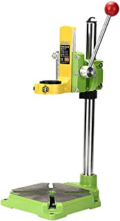 Marketworldcup - Mini Electric Stand 90° Rotating Drill Bracket Bench Drill Carrier Fixed Frame