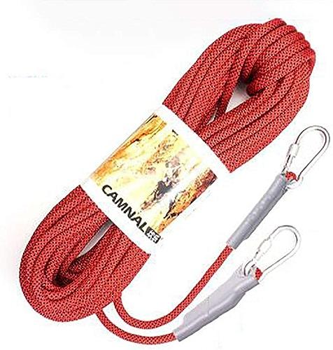 FLYSXP Corde de Levage Corde de Camping Escalade Escalade Conduite sur Route plongée Couleur résistant à l'usure Taille en Option Corde d'escalade (Couleur   A, Taille   12mm 10m)