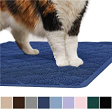 Gorilla Grip Original Premium Durable Cat Litter Mat, XL Jumbo, No Phthalate, Water..