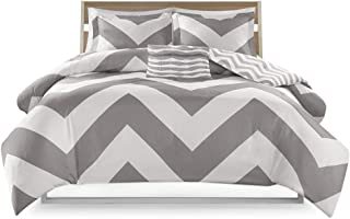 Best grey and coral chevron bedding Reviews