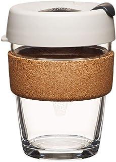 KeepCup Glass Reusable Coffee Cup Medium (12oz) BFIL12