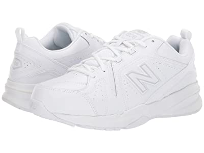 New Balance 608v5 (White/White) Men
