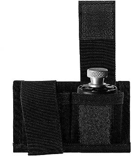 GVN Off-Duty Concealed Double Speedloader Belt Pouch Case Universal Fits 22 Mag Thru 44 Mag