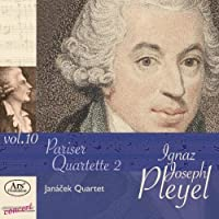 Pleyel: Paris Quartets Vol.2 (2014-07-28)