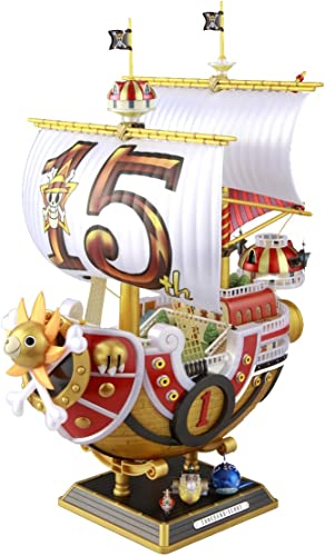 Bandai Hobby Sailing Ship Collection Thousand Sunny (TV Animation One Piece 15th Anniversary Version) Model Kit