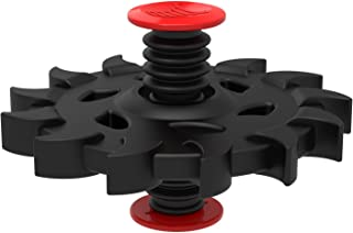 Spinnobi Original - The Bouncing Kids Toys. in & Outdoor Toys. Yard Games for Boy Toys and Girls Toys. Stress Relief Fidget Spinners. Black Razor