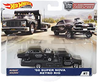 Hot Wheels Team Transport 复古卡车