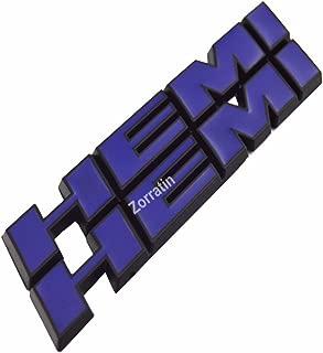 Best blue hemi badge Reviews
