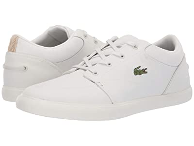 Lacoste Bayliss 119 1 (Off-White/Off-White) Men
