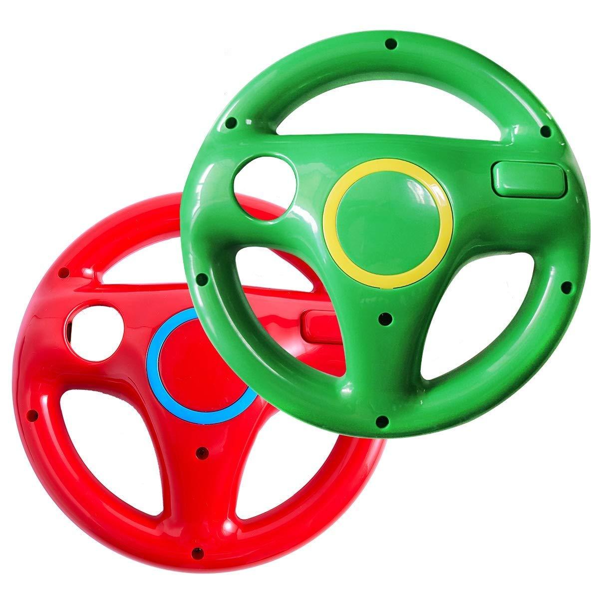 Mario Kart Wii wholesale 2 Pack Racing Direct stock discount Nintend for Wheels