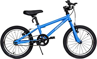ACEGER Kid's Bike for Boys and Girls, 14 inch with Training Wheels/16 inch with Kickstand,DIY Frame