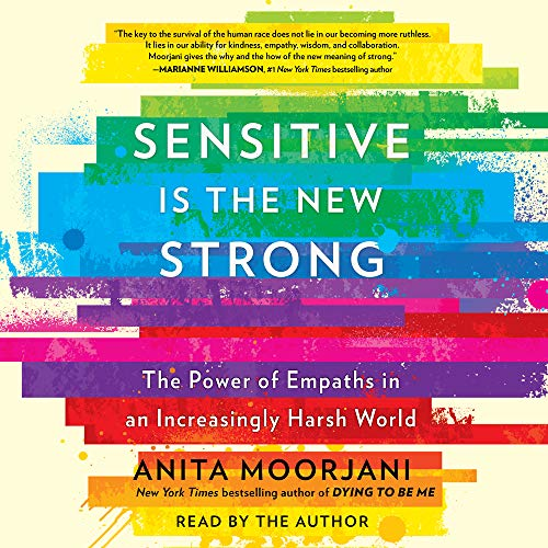 『Sensitive Is the New Strong』のカバーアート