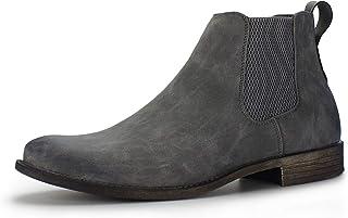 أحذية طويلة للكاحل من Hawkwell طويلة الرقبة تشيلسي كاجوال
