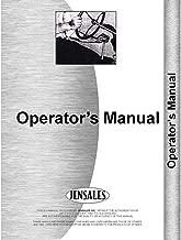 New International Harvester Titan Type C Tractor Operator + Parts Manual