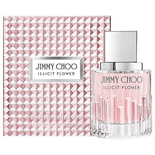 Jĭmmy Čhoo Įllicït Flowėr for Women Perfume 3.3 fl oz Eau de Toilette