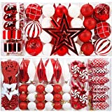 Top 10 Red And White Ornaments