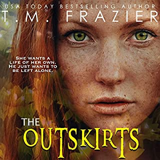 The Outskirts audiobook cover art