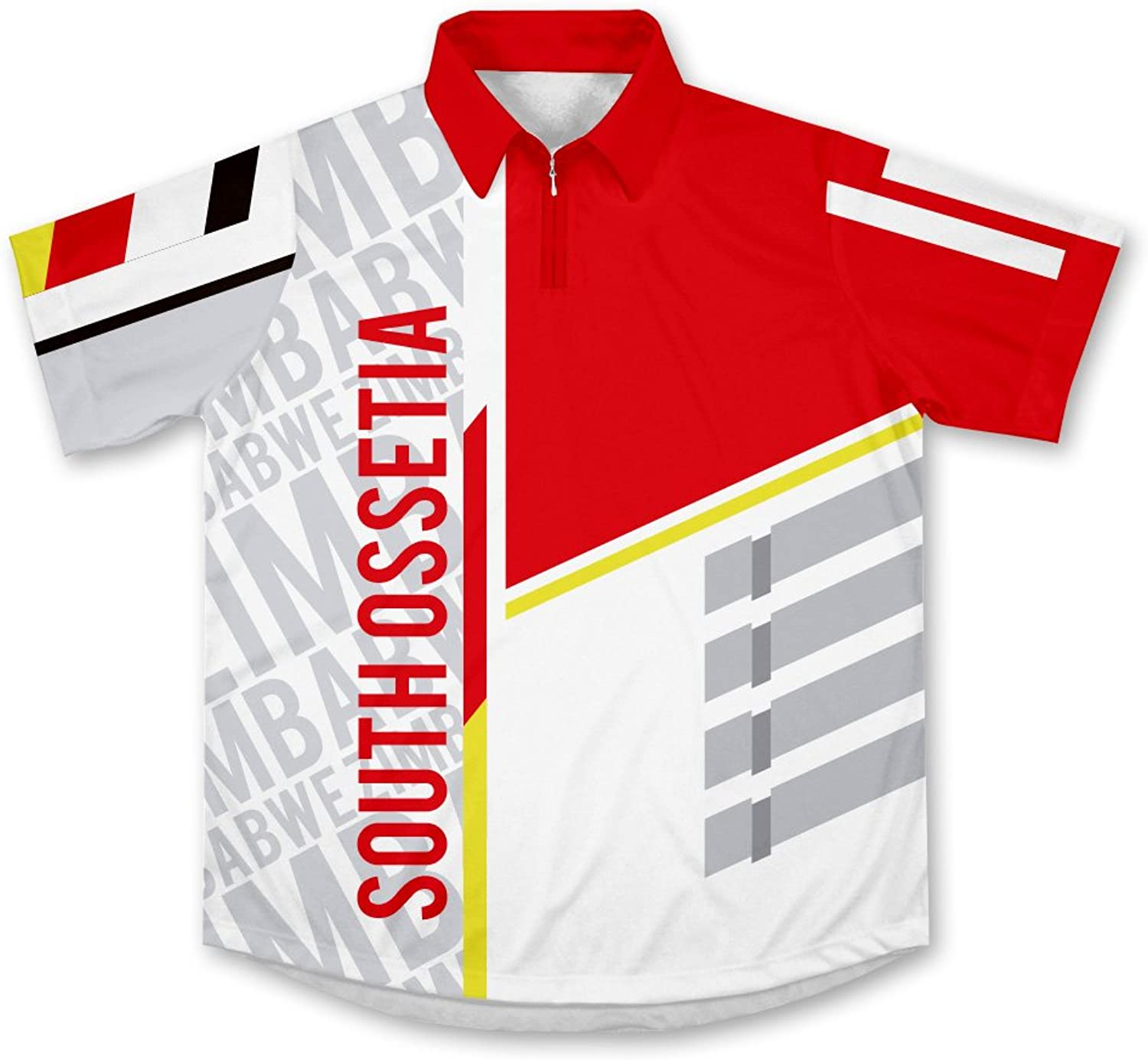 ScudoPro South Ossetia Technical Polo Shirt for Men and Women
