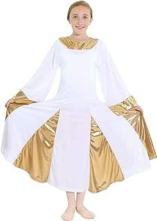 Girls Praise Robe Dress