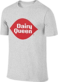 Man Designed New Tops Dairy Queen Print Tshirt