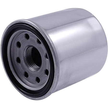 Hiflofiltro Ölfilter Kompatibel Für Kawasaki Zx 6r 600 P Ninja 8f Zx600p 2008 131 125 98 Ps 96 92 72 Kw Auto