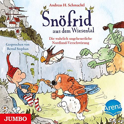 Die wahrlich ungeheuerliche Nordland-Verschwörung Titelbild
