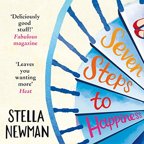 Seven Steps to Happiness audiobook cover art