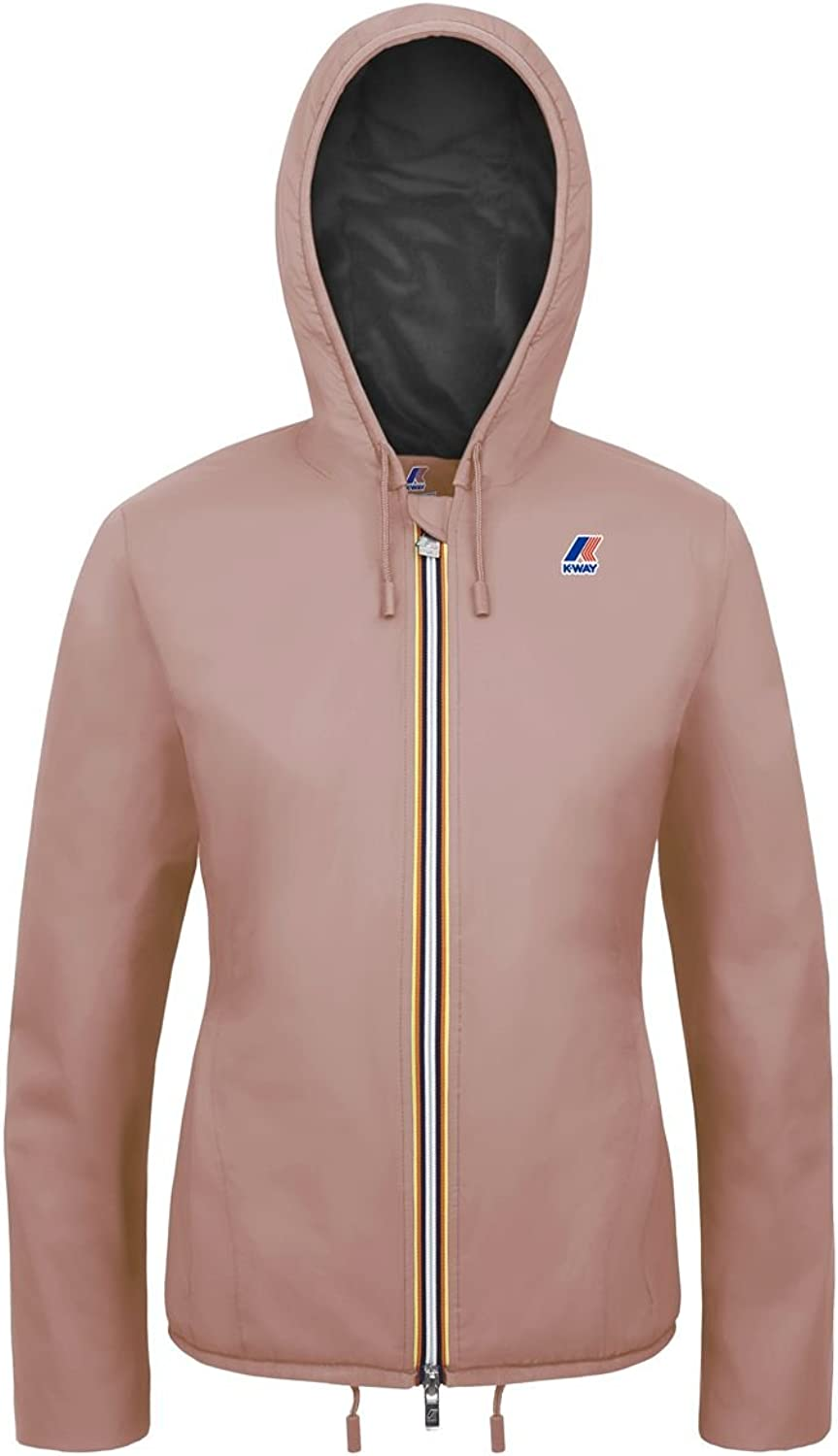 K-way Lily Ripstop Marmotta Beige-Grey A