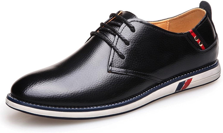 NBWE Herrenschuhe Casual British Business Business Business Lederschuhe Schnürschuhe Casual Formale Schuhe  96d4c0