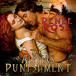 The Alpha's Punishment audiobook cover art