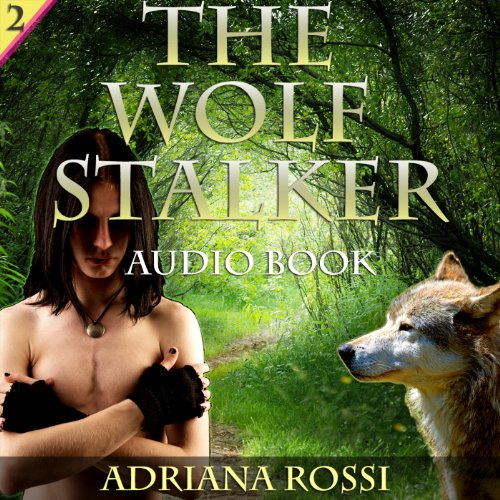 The Wolf Stalker audiobook cover art
