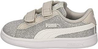 PUMA Smash V2 Glitz Glam V Inf, Scarpe da Ginnastica Unisex-