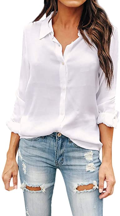 para Mujer Elegantes Blusas Mujer Tallas Grandes Blusas para ...