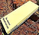 SHARPP 12000 Schleifstein-Schleifstein-Meisterklasse zum Polieren, hergestellt von einem professionellen Schleifstein-Gummihalter aus weißem Korund