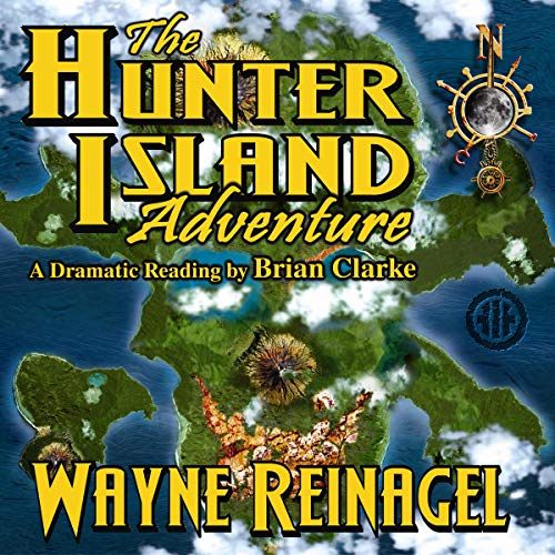The Hunter Island Adventure cover art