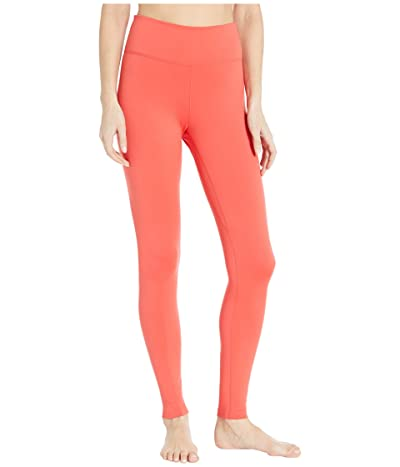 Nike One Tights (Track Red/White) Women