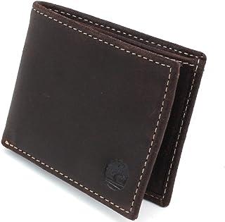 محفظة بليكس بطية رفيعة من الجلد للرجال من تيمبرلاند